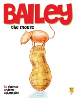 Bailey The Mouse Children's Book