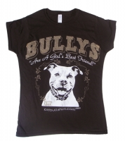 Bully Girls Best Friend Brown Baby Doll
