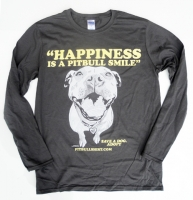 Happiness Smile Long Sleeve Shirt