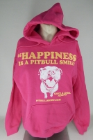 Pink Happiness Pull-Over Hoodie