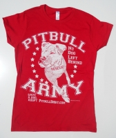 Pitbull Army Baby Doll
