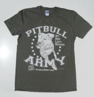 Pitbull Army Shirt