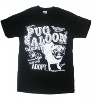 Pug Saloon Shirt