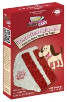 Puppy Cake Wheat-Free Cake Mix For Dogs -Red Velvet